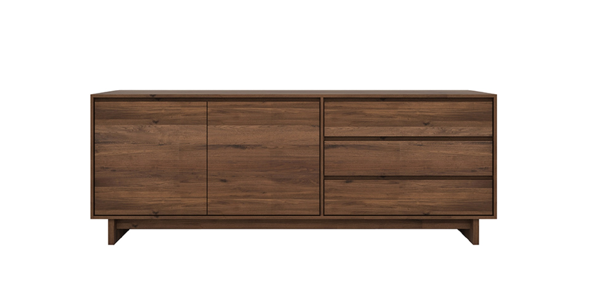 Ethnicraft Walnut Furniture