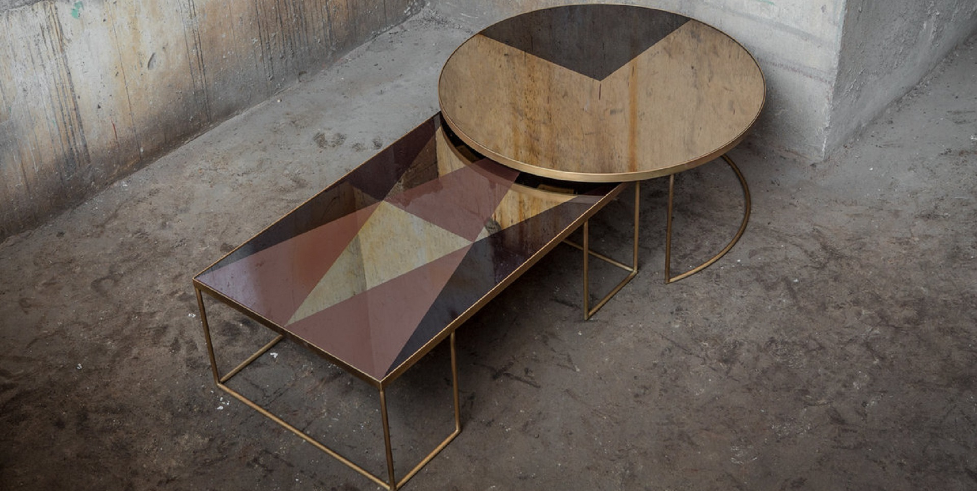 Ethnicraft Occasional Tables