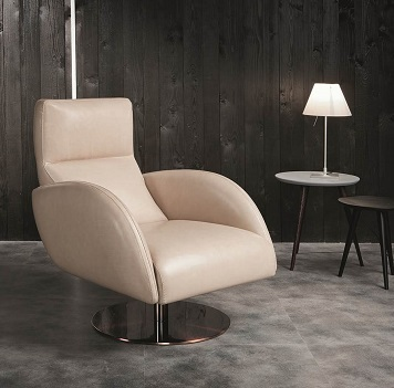 Just Leather Armchair