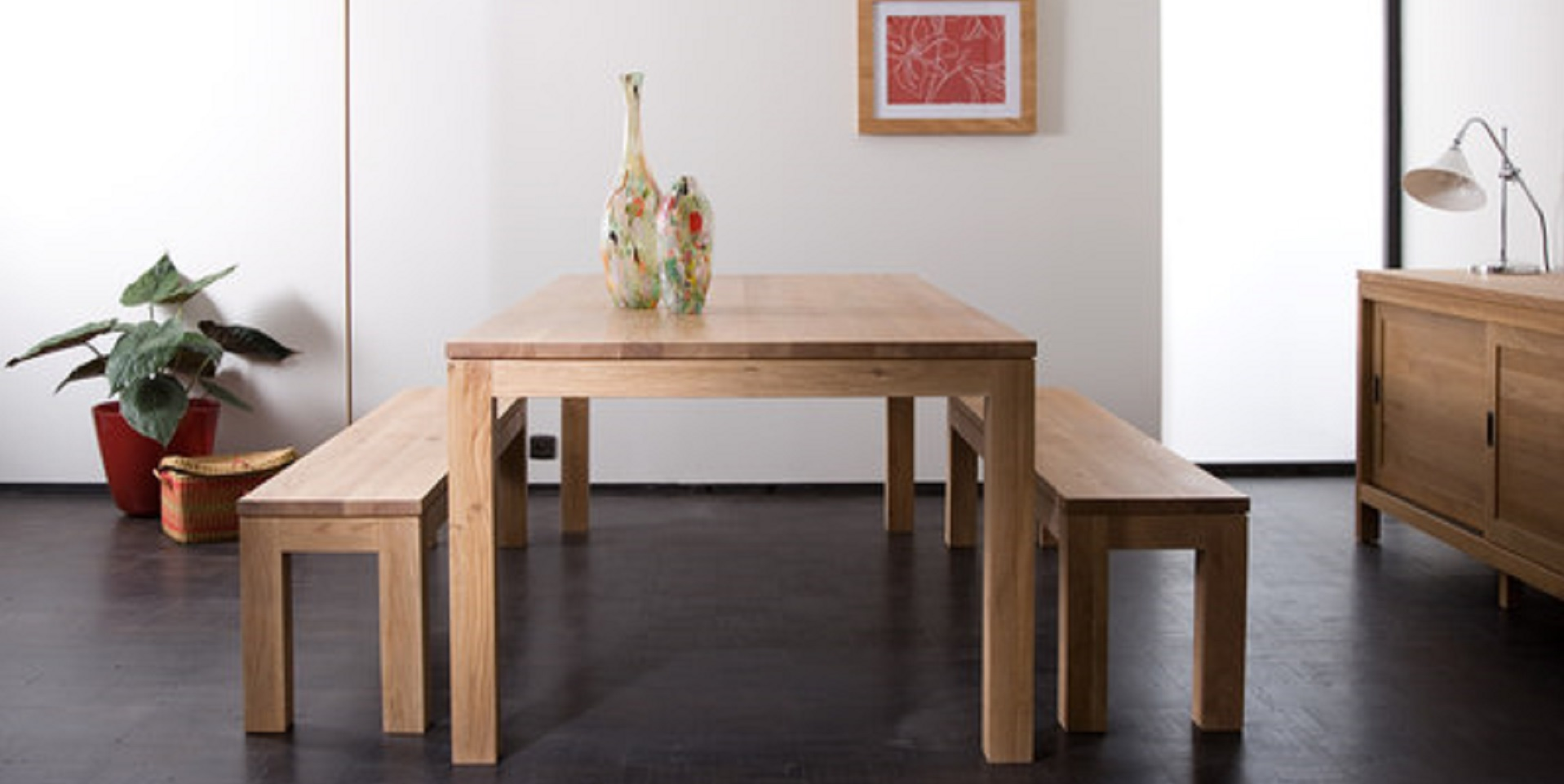 Ethnicraft Dining Furniture
