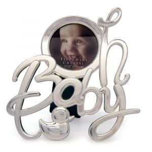 Oh Baby Baby Frame with Duck