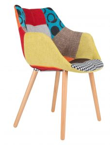 TWELVE CHAIR  - PATCHWORK