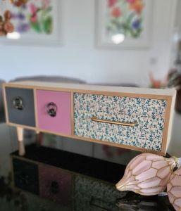 Alice 3 drawer