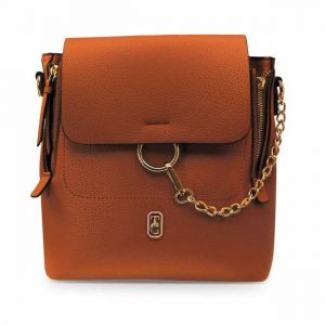 Messina Brown Back Pack