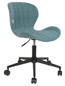 OMG Blue Office Chair