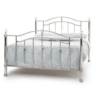 Ashley Nickel Bed