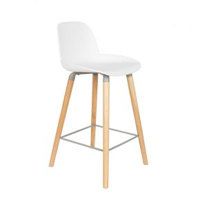 COUNTER STOOL ALBERT KUIP - WHITE