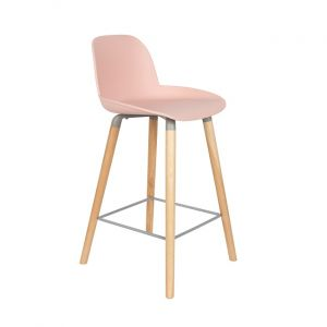 COUNTER STOOL ALBERT KUIP - OLD PINK