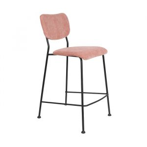Counter Stool Benson Pink