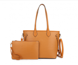 Handbag with matching purse