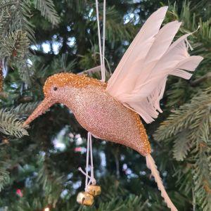 Hummingbird - Gold