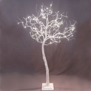 Large White Christmas Tree 150cm - Indoor Only