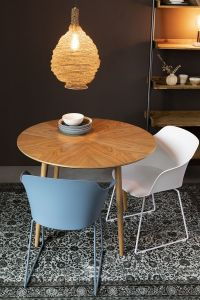 Fabio Round Dining Table