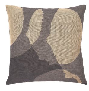 Layered Dots Cushion - Square