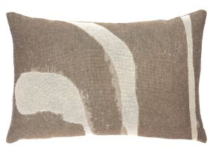Abstract Detail Cushion - Lumbar