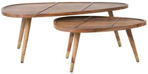 Sham Coffee Table (Set of 2)