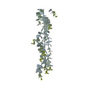 Eucalyptus Garland with Ice Finish