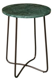Emerald Side Table