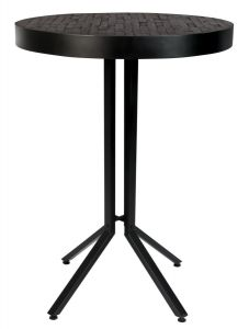 Maze Bar Table - Round