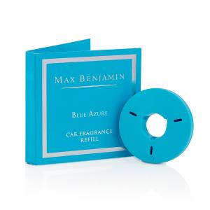 Blue Azure Luxury Car Fragrance Refill