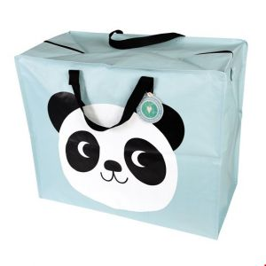 Jumbo Storage Bag Miko The Panda