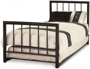Modena Black Guest Beds