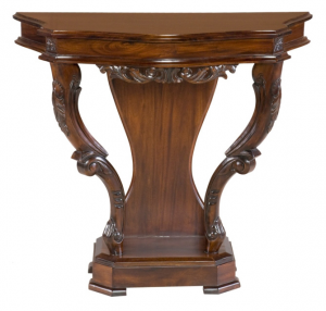 Bordeaux Victorian Hall Table