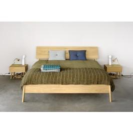 Oak Air Bed Mattress 160
