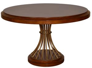 Claridge Round Dining Table 160