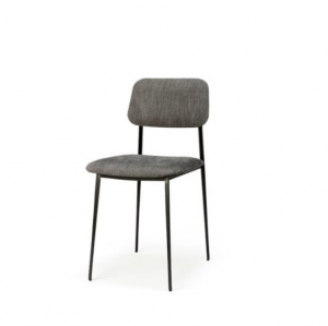 DC Dining Chair Dark Grey