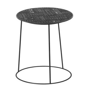 Teak Tabwa Side Table Small