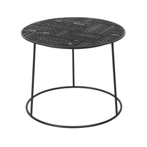 Teak Tabwa Side Table Medium