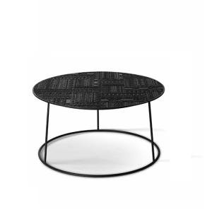 Teak Tabwa Side Table Large