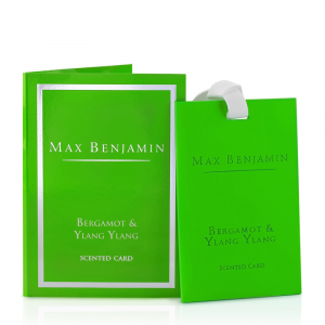 Bergamot & Ylang Ylang Luxury Scented Card
