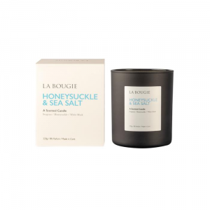Huneysuckle & Sea Salt Candle