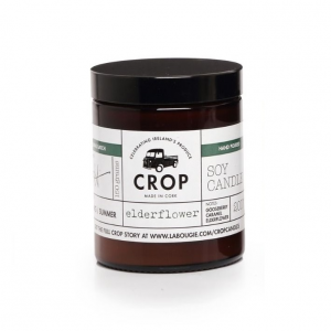 Crop Candle Elderflower