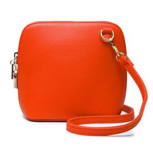 Shoulder Bag Zoe Orange