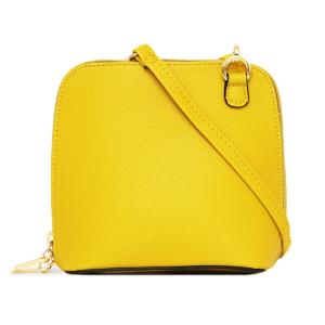 Shoulder Bag Zoe Yellow
