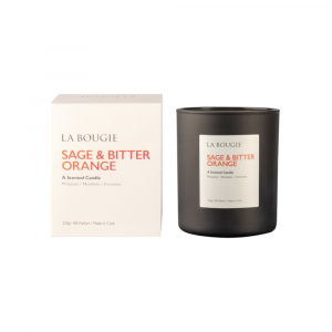 Sage & Bitter Orange Candle