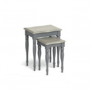 Marseille Nest Of Table Grey