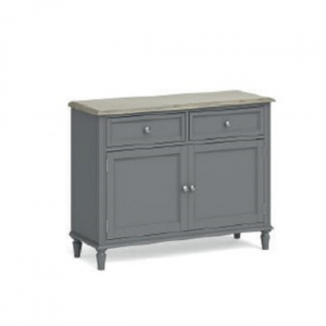 Marseille Small Sideboard Grey