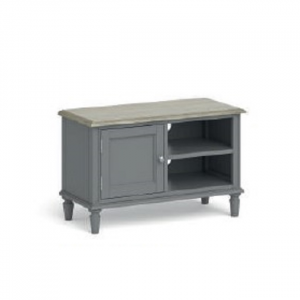 Marseille Small TV Unit Grey