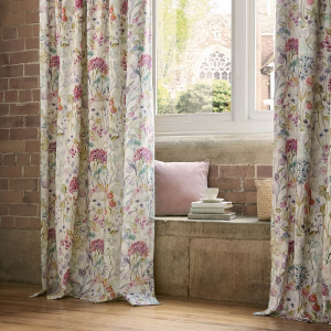 Country Hedgerow Lotus Curtains 90 x 90