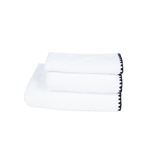 Issey Towel Medium 70x130 White