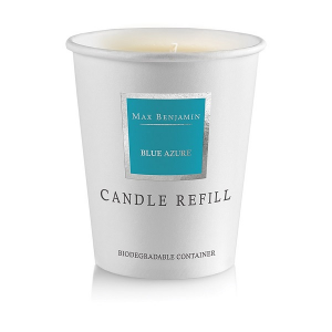 Blue Azure Candle Refill