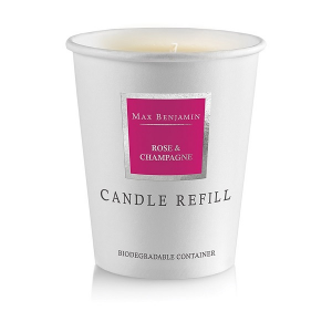 Rose & Champagne Candle Refill