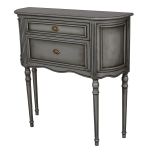 Heritage Silver 2 Drawer Chest