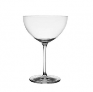 Champagne Glass Floraine Crystal