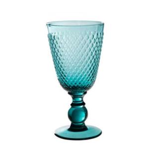 Stemmed Wine Glass Duchesse Tturquoise