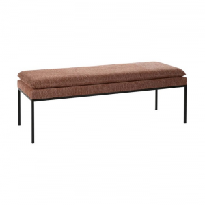 Gallet Bench Rustic Brown